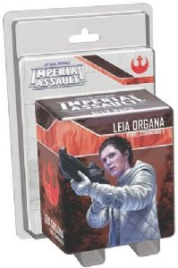 Star Wars : Imperial Assault – Leia Organa Ally Pack